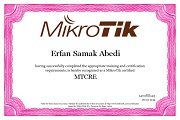 MTCRE Certification
